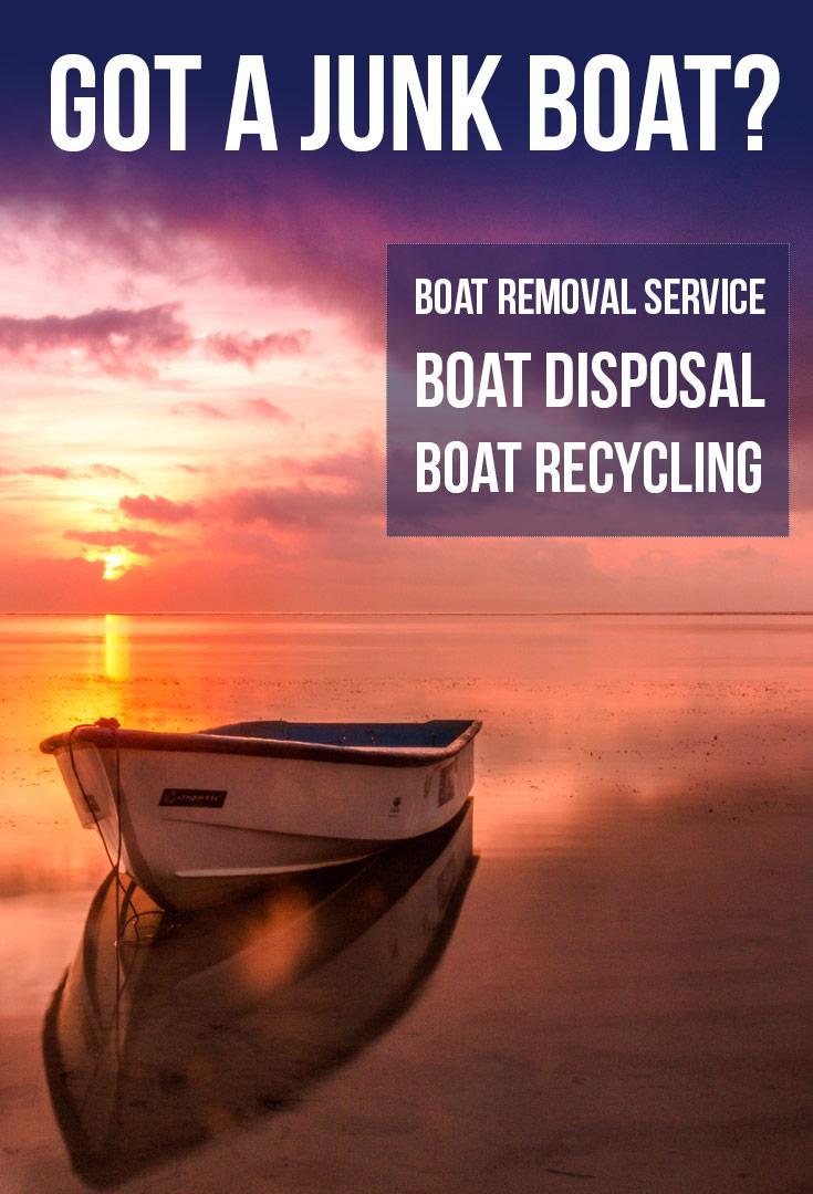 Junk Boat Removal Cocoa Beach