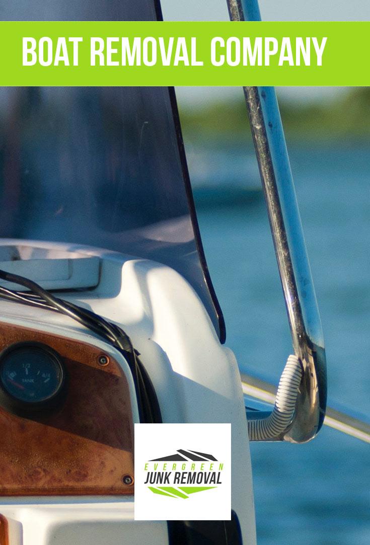 Old Boat Removal Briny Breezes FL
