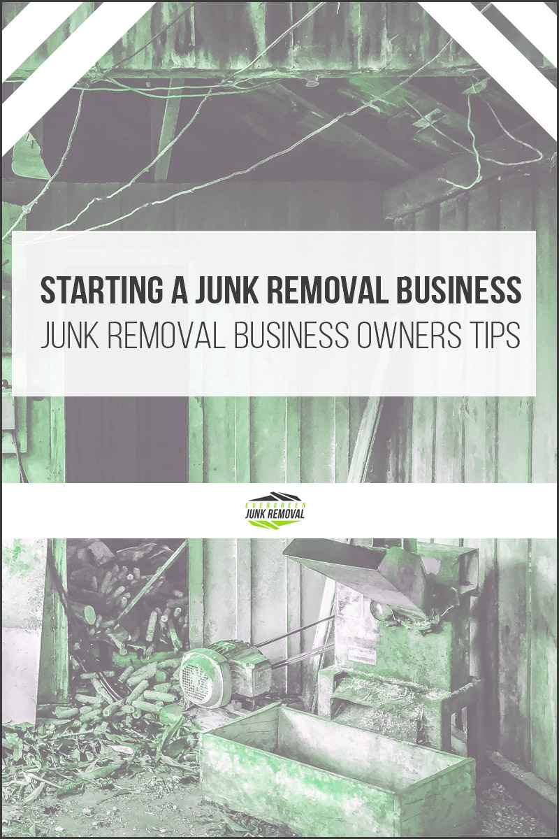 How To Start A Junk Hauling Business