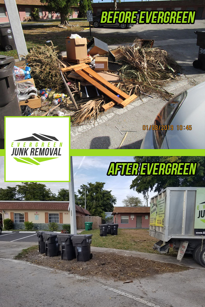 Shore Acres Junk Pickup