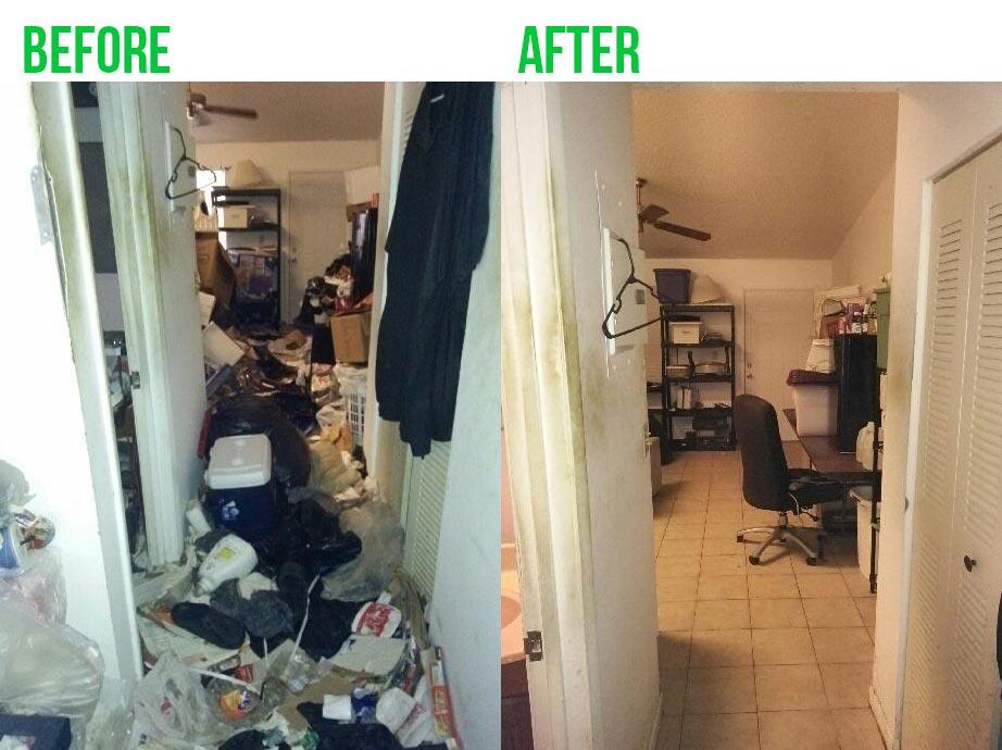 Dallas Hoarder Cleanup Company