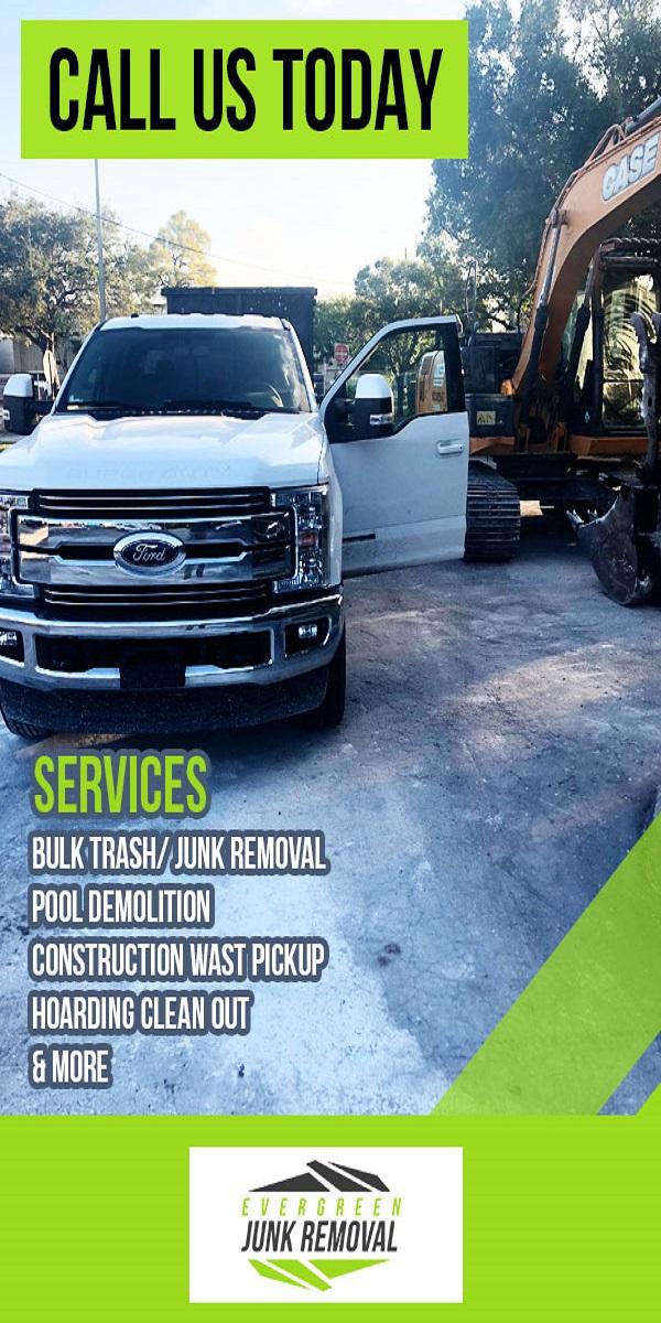 Canton MI Junk Removal Services