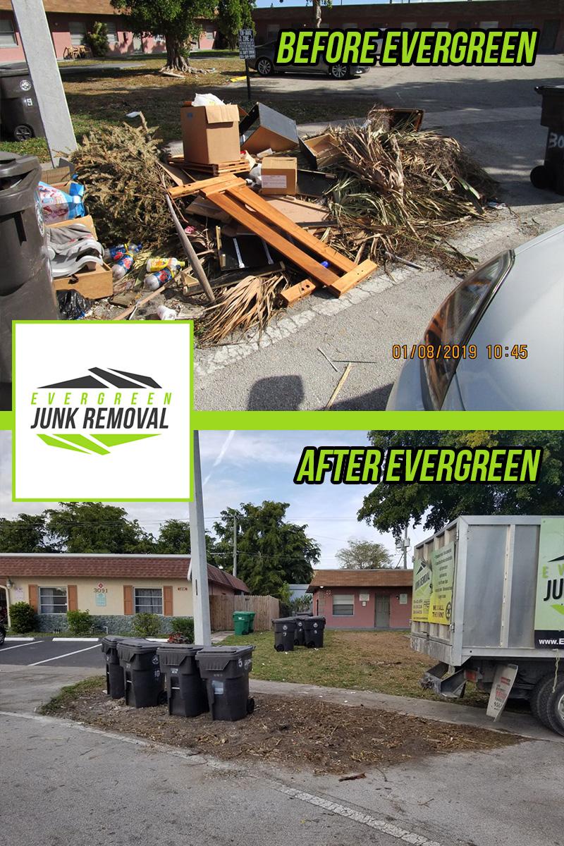 Lewisville Junk Removal Service