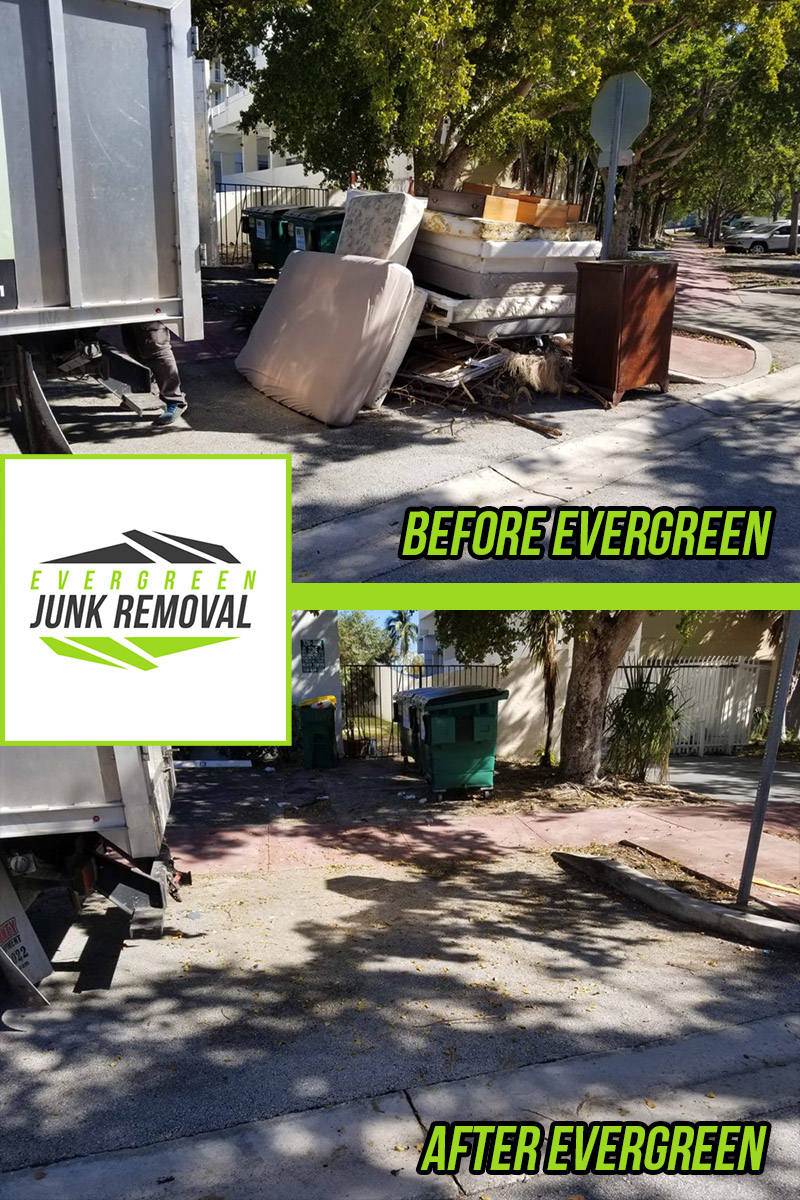 Mountain View Junk Removal company