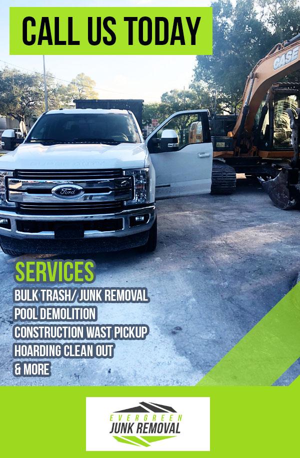 Pleasanton Junk Removal Services