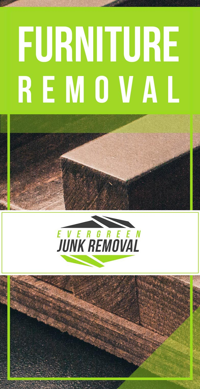 Benicia Furniture Removal