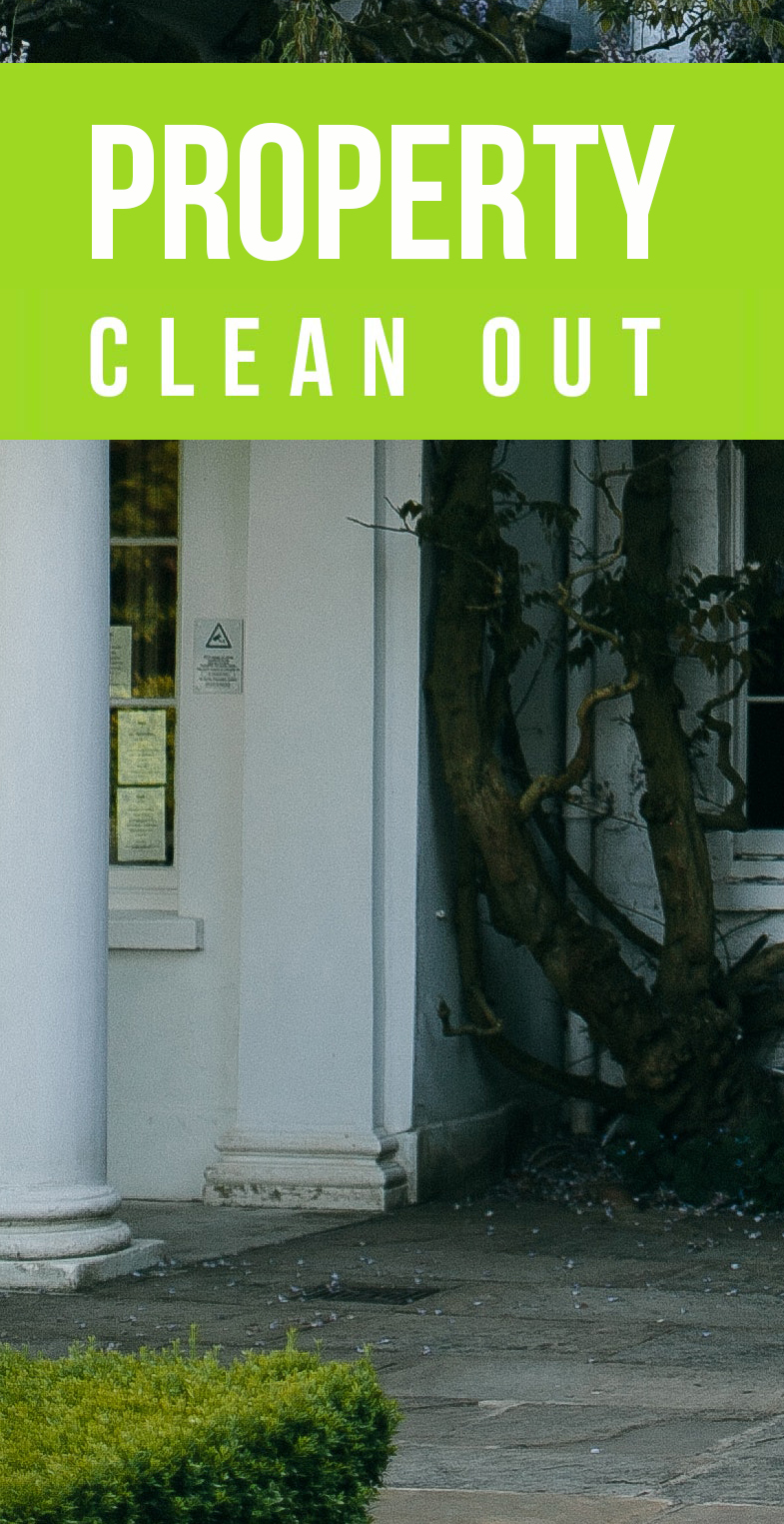 Palm Beach Gardens Property Cleanouts