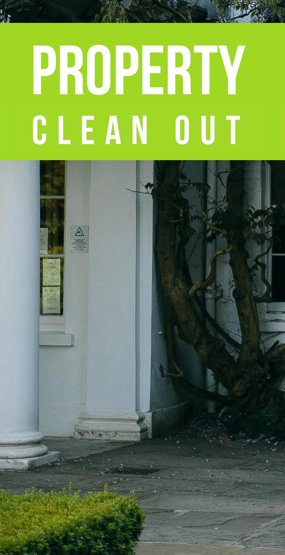 Wellington Property Cleanouts
