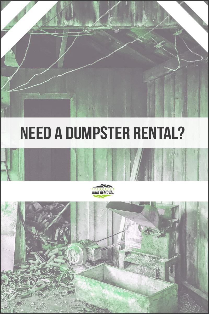Palm Beach County Dumpster Rental Service