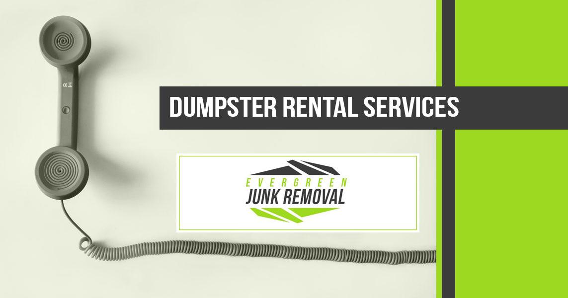 Dumpster Rental Sunshine Acres