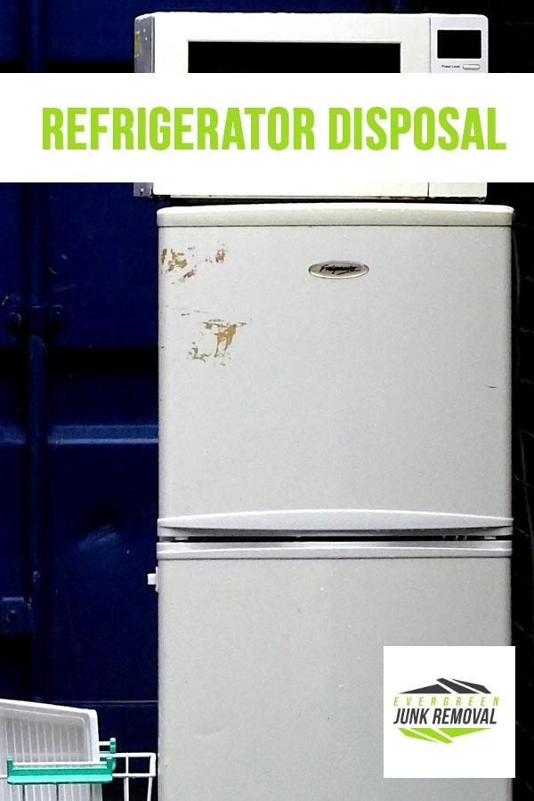 Refrigerator Disposal Service