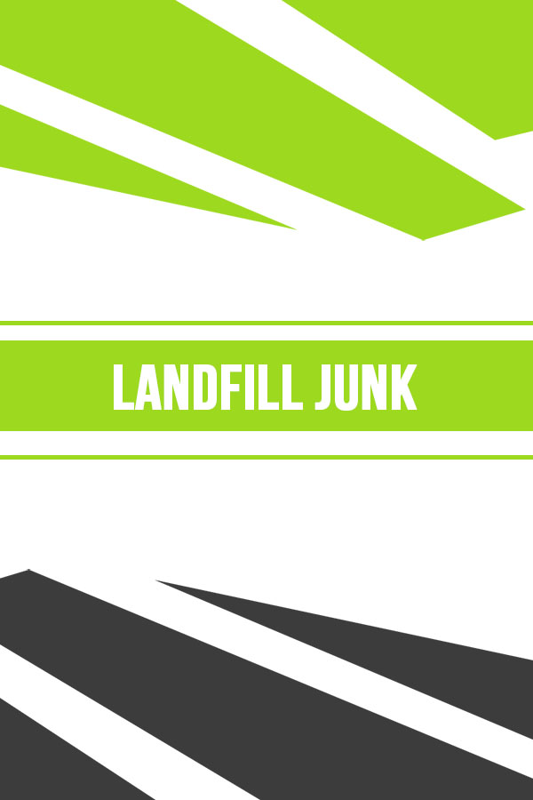 Stress of Landfill Junk in the United States