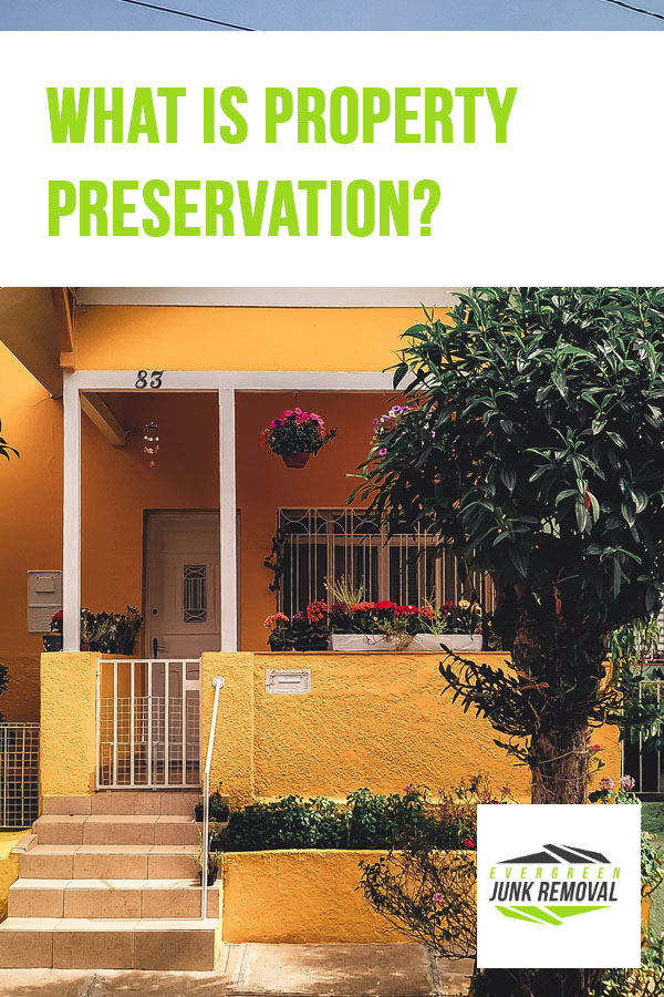 What is property preservation