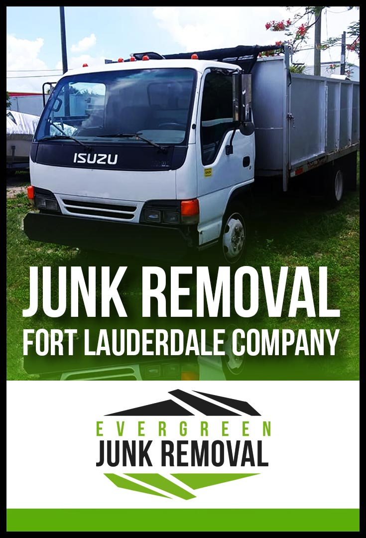 Junk Removal Fort Lauderdale, Florida