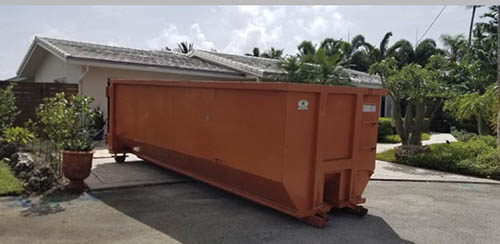 dumpster rental services Coconut Creek