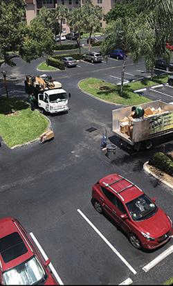 junk hauling company service