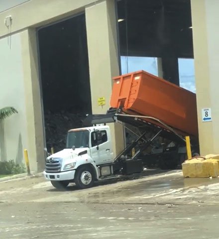 Cooper City Hauling Services