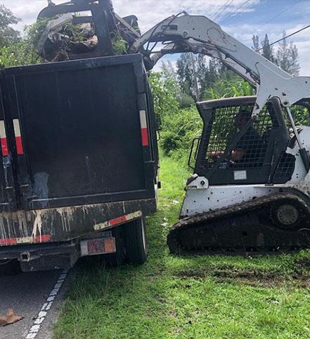 West Palm Beach Debris Removal
