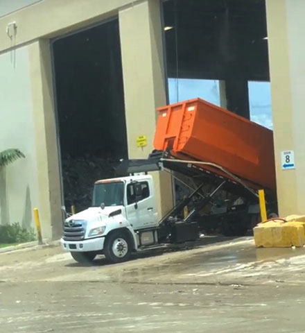 West Palm Beach Hauling Services