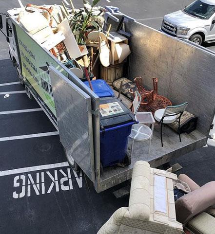 Junk Removal West Sacramento