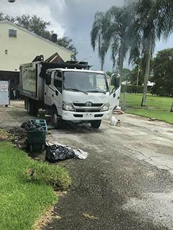 Evergreen junk hauling Fort Lauderdale