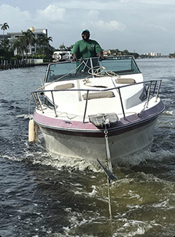 Fort Lauderdale Boat Removal