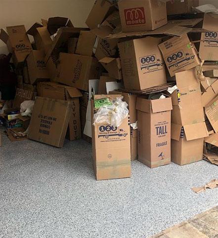 bulk trash removal Fort Lauderdale